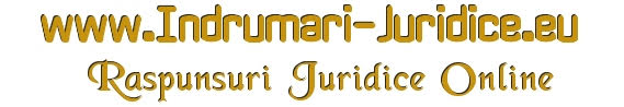 Indrumari Juridice Utile Gratuite – Avocat Bucuresti Cuculis