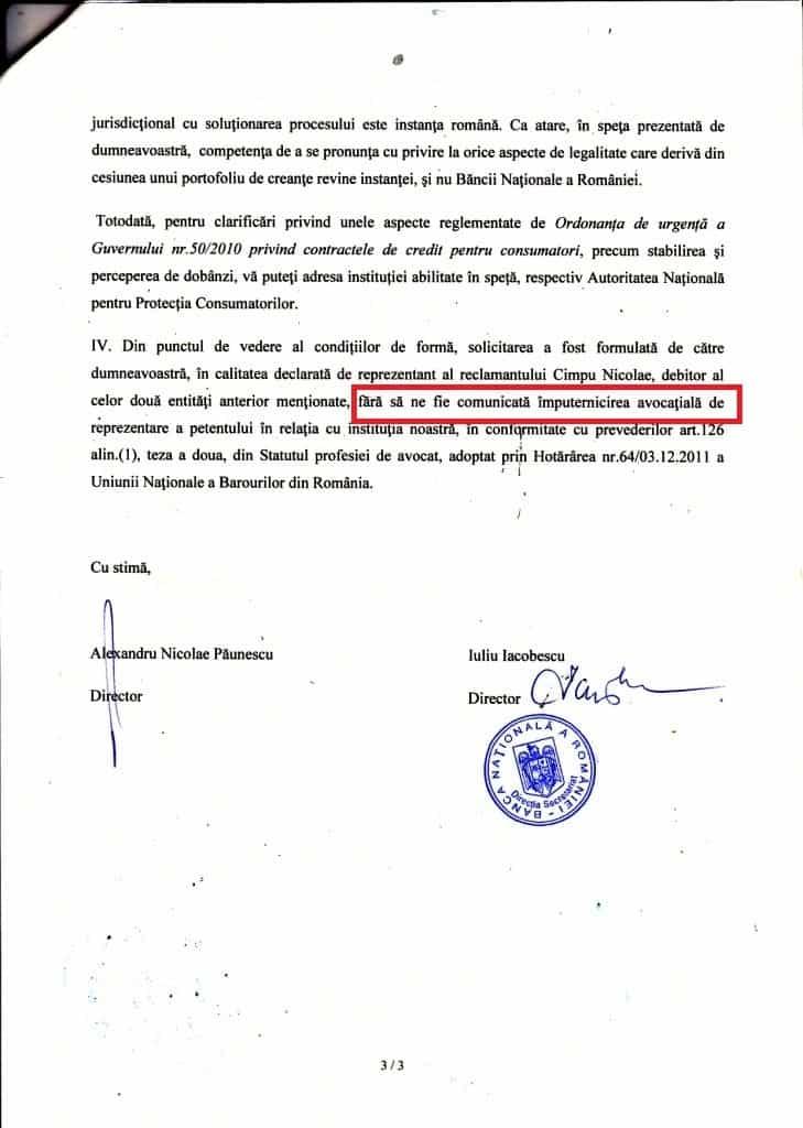 BNR Raspuns Credite (3)