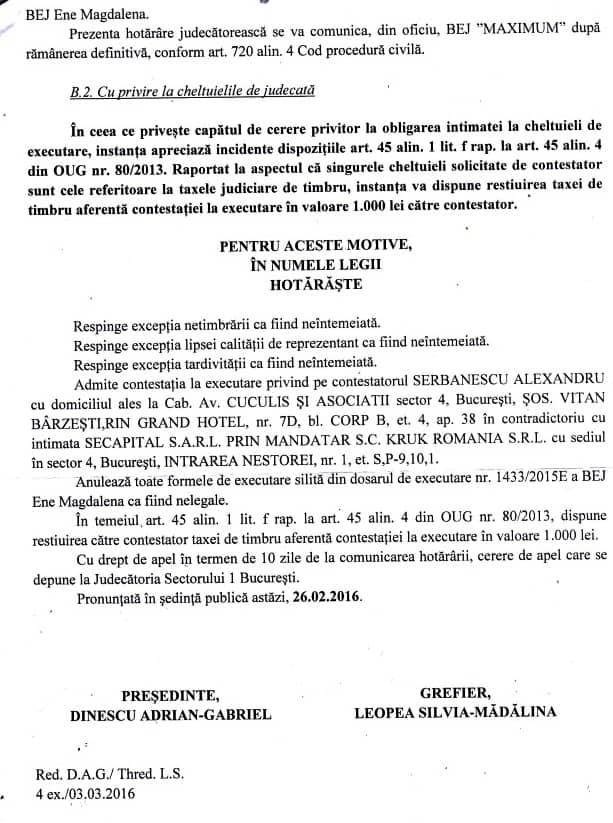 avocat executare silita avocat bucuresti executare silita