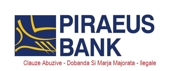 Contracte Credit Piraeus Abuzive