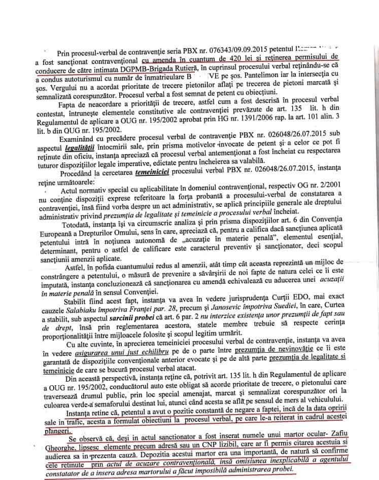 Proces Verbal De Contraventie Anulat (1)