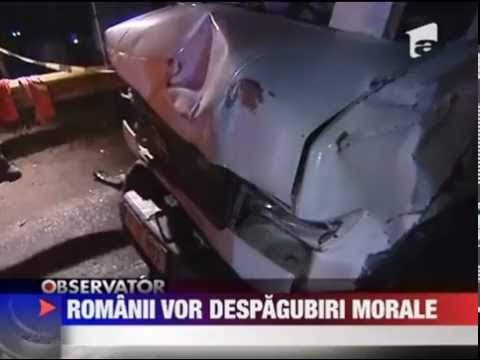 Daune Materiale si Morale Accidente AUTO