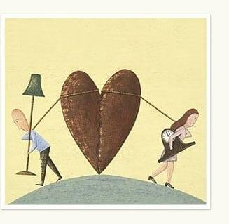 Despagubiri La Divort