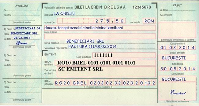 Executare Silita Bilet La Ordin