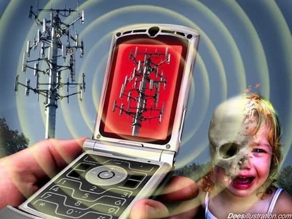 Tehnologia 5G Vs Sanatatea