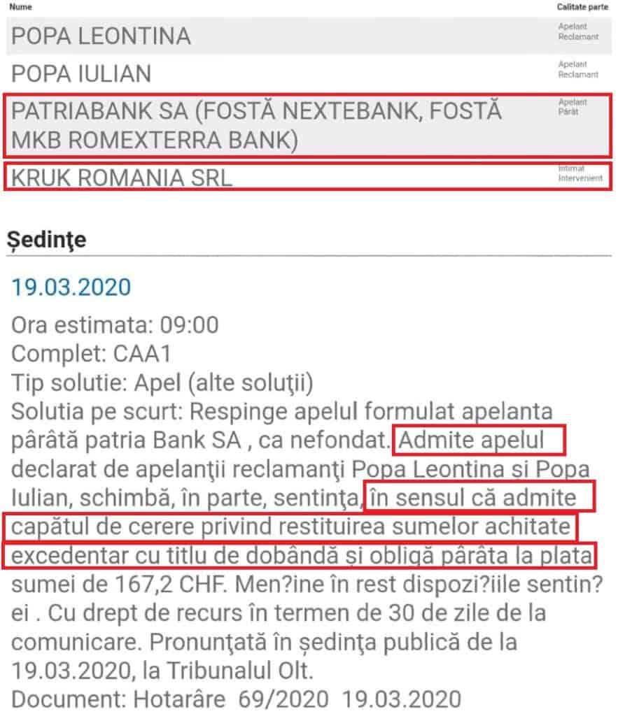 Poprire Patria Bank