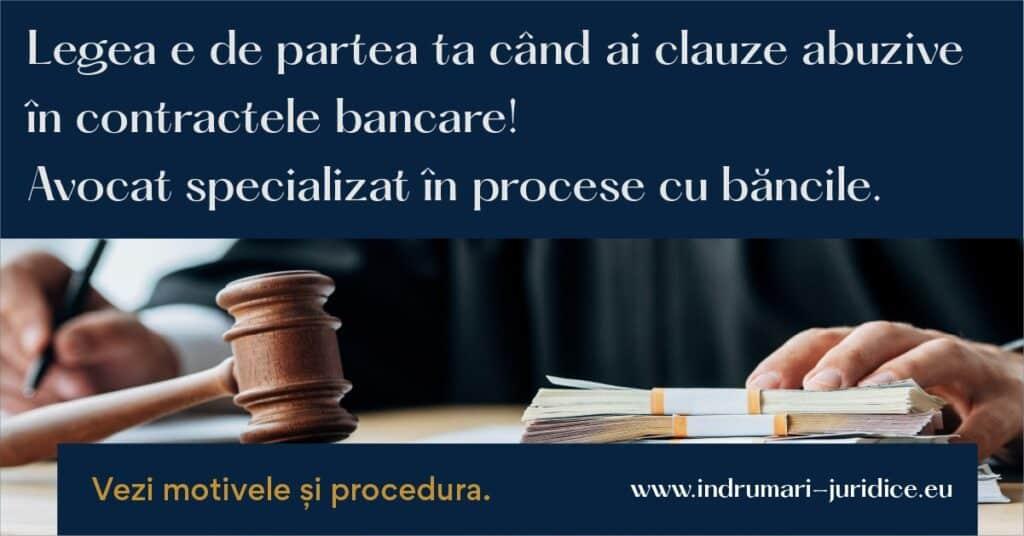 avocat clauze abuzive banci